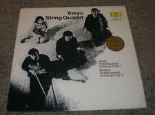 Haydn Brahms Streichquartett  Tokyo String Quartet~German Import~FAST SHIPPING!