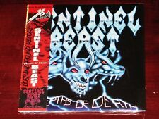 Sentinel Beast Depths of Death - Edición Limitada CD 2018 Lost & encontrar W OBI