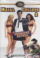 Dvd **MAIAL COLLEGE 2** nuovo sigillato Versione Estesa 2006