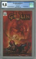 Red Goblin Red Death #1 CGC 9.8 Parrillo Variant Cover Edition DGC Scorpion COA