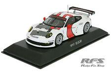 1:43 porsche 911 rsr-équipe Mathey-test 24h Le Mans 2013-spark wap0200270e
