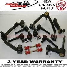 Ford F150 4x4 Ball joint Control Arm Tie Rod End Pitman Idler 2.5 Kit 1997-2003