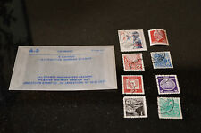 8 Varieties Germany Single Stamps  - Attractive German Stamps Unknown #A