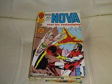 NOVA n° 95 de 1985 - SPIDER MAN - LES FANTASTIQUES - IRON MAN - comme neuf.