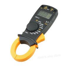 Digital Clamp Meter Tester LCD Multimeter Voltage ACV DCV Current Ohm Resistance