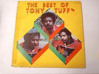 The Best Of Tony Tuff Vinyl LP 1981