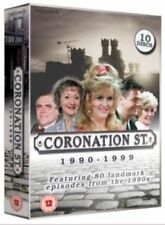 CORONATION STREET 1990 to 1999 series 10 disc box set. New sealed DVD.