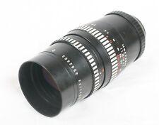 Meyer-Optik Gorlitz Orestegor 200mm f/4 Zebra M42 Mount Lens 15 aperture blades