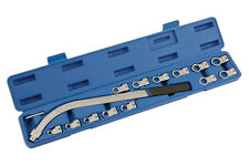 Tensor Correa de Llave Conjunto de 15 piezas 12mm - 19mm E10-E18 conjunto de Herramienta Esencial