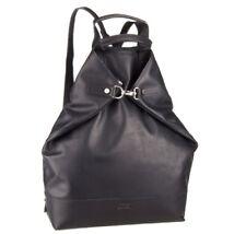 Jost Rucksack RANA XChange Bag S schwarz Leder Lederrucksack edel Tasche 53438