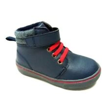 Garanimals Toddler Boys Mid Cut Boot Navy & Red Size 6 NEW