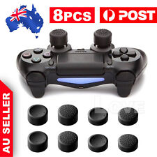 8PCS PS4 PS3 Xbox 360 Controller Rubber Cap Thumbstick Thumb Stick Grip Cover