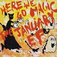Here We Go Magic - The January Ep NEW CD
