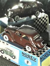 SIMCA 8 (FIAT 1200) 1950 : REEDITION 1998 D'UN ANCIEN MODELE NOREV