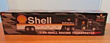 SHELL DURACELL MOTORSPORTS RACING TRANSPORTER  semi Truck 1:64  CORGI CLASSIC