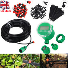 96PCS MICRO IRRIGATION WATERING AUTOMATIC GARDEN PLANT GREENHOUSE WATER SYSTEM