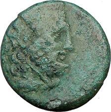 PHILIP V Macedon king 221BC Hercules Harpa Flute Ancient Greek Coin  i22664