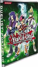 Yu-Gi-Oh! Album/Portfolio A5 Folder 4 Pocket Konami Zexal Portfolio Neu und OVP