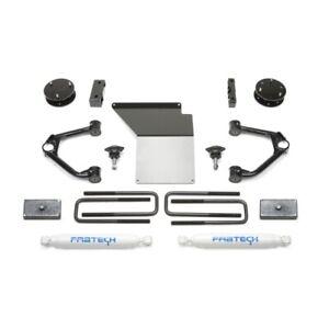 """Fabtech K1059 M 3"""" Lift Kit For 07-18 Sierra 1500"""
