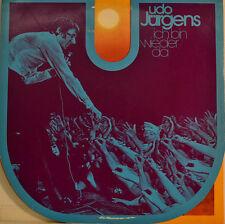 """UDO JÜRGENS - ICH BIN (JE SUIS) ENCORE UNE FOIS DA - GIMMICK COVER 12"""" LP (T787)"""