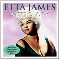 Etta James Anthology 3-CD NEW SEALED Remastered I Just Want To Make Love To You+