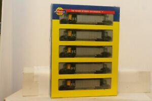AMERICAN ELECTRIC POWER SERVICES BETHGON COALPORTER 5-PACK.ATHEARN N SCALE