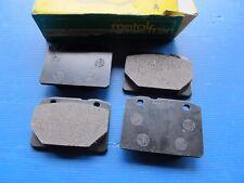 Plaquettes de freins avant MGA pour: Lada: 1200, 1300, 1500, 1600 et Classica,