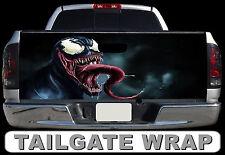 T253 VENOM Tailgate Wrap Decal Sticker Vinyl Graphic Bed Cover