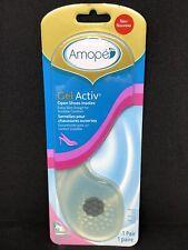 Amope Gel Activ Open Shoes Sandals Heels Insoles Women's 5-10 Extra Slim Design
