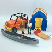 Fisher-Price Adventure People #312 North Woods Trailblazer Set, 1977