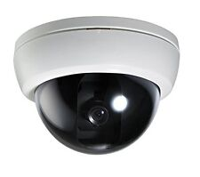 CNB D152-0S 600 TVL Analog Indoor Mini Dome Security Camera 3 Axis Support White