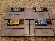 Super Mario World All Stars Zelda Mega Man X : essential Super Nintendo games