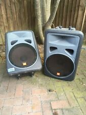 JBL Eon Pair Active PA Speakers [USED]