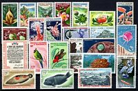 A136540/ NEW CALEDONIA / LOT 1955 – 1967 MINT MNH CV 240 $
