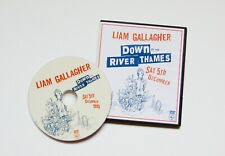Liam Gallagher : Down On The River Thames + Extras live DVD