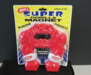 Vintage Wham-O Super Monster Magnet Toy Sealed