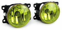 REPLACEMENT YELLOW FOG LIGHTS FOR PEUGEOT 206 207 207CC 3008 5008 NICE GIFT