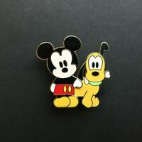Cute Characters - Mickey Mouse & Pluto Disney Pin 41868