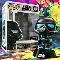 Shadow Stormtrooper Gamestop Exclusive Star Wars: The Force Unleashed Funko POP!