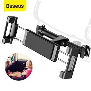 Baseus Auto Sitz Halter KFZ Handyhalterung für 4,7-12,9 Zoll iPad Handy Tablet