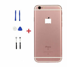 New iPhone 6s Replacement Housing Back Cover Case Mid Frame Rose Gold + TOOL