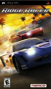 Ridge Racer  PSP Game