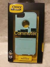 *NEW*Otterbox* Aqua Blue*Commuter On-the-Go*Protection iPhone *5*5s*SE*
