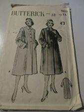 BUTTERICK VINTAGE Sewing Pattern 5907 - Sz.14 (Bust 32)