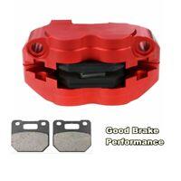 Motor Caliper Front Rear Disc Brake Master Cylinder Adapter 82mm 4 Piston Radial