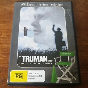The Truman Show Special Collector's Edition Director's Collection DVD