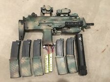 New listing Airsoft electric elite force VFC MP7 a1 aeg with extras.