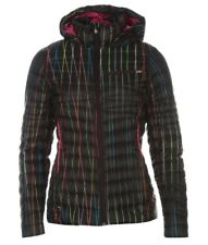 Spyder Timeless Women s Ski Jacket Black Multicolour Size XS With Tag 64fa9c576