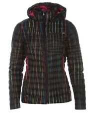 Spyder Timeless Women's Ski Jacket Black Multicolour SIZE XS New with Tag