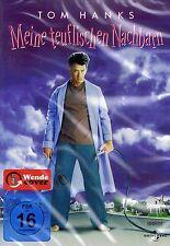 DVD NEU/OVP - Meine teuflischen Nachbarn - Tom Hanks & Rick Ducommun